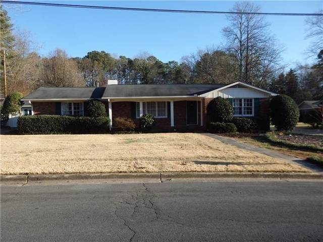 101 Wells Drive SE, Rome, GA 30161 (MLS #6671920) :: North Atlanta Home Team