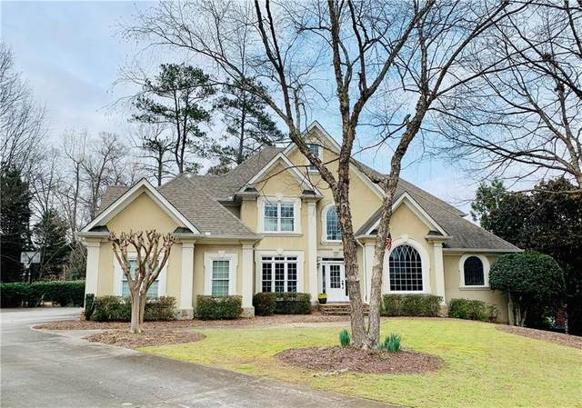 380 Waters Bend Way, Johns Creek, GA 30022 (MLS #6672251) :: RE/MAX Prestige