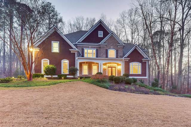 14017 Triple Crown Drive, Milton, GA 30004 (MLS #6672270) :: MyKB Partners, A Real Estate Knowledge Base