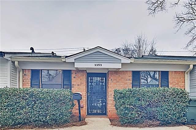 3353 Magnolia Court, Hapeville, GA 30354 (MLS #6672884) :: RE/MAX Paramount Properties