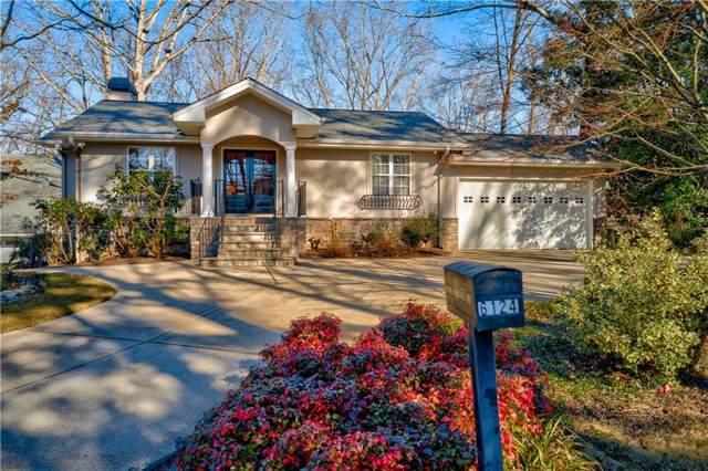 6124 N Point Drive, Flowery Branch, GA 30542 (MLS #6673003) :: The Heyl Group at Keller Williams