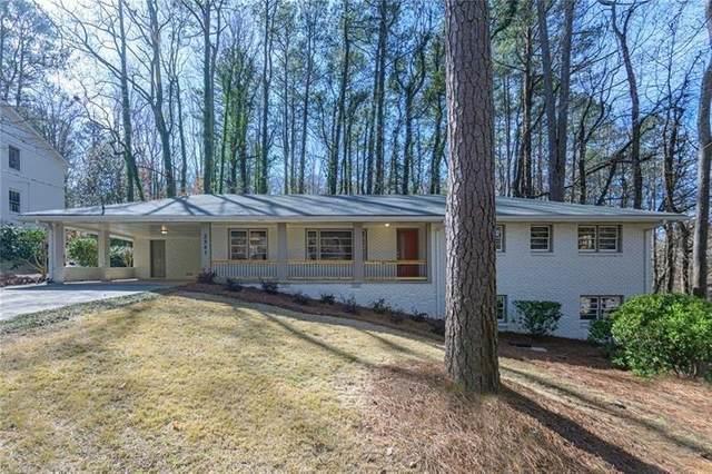 2941 Greenoaks Circle NE, Atlanta, GA 30345 (MLS #6673154) :: Rock River Realty