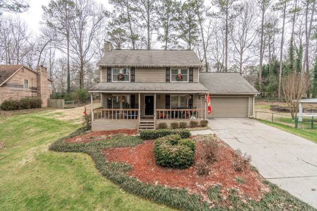 4737 Old Lyme Court, Peachtree Corners, GA 30096 (MLS #6673416) :: North Atlanta Home Team