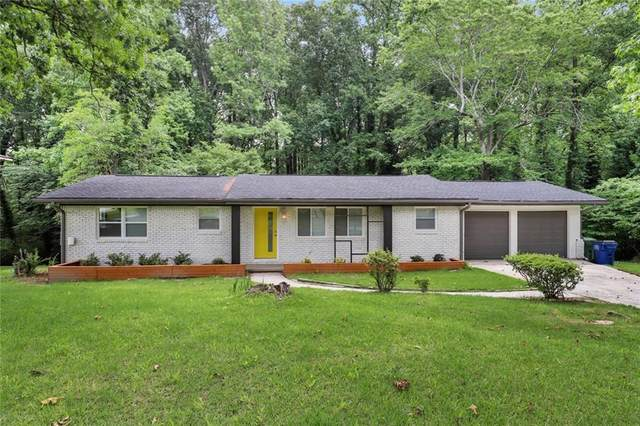 2401 Edgewater Drive SW, Atlanta, GA 30311 (MLS #6673871) :: The Heyl Group at Keller Williams