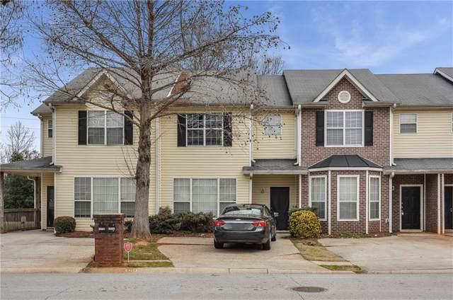 11358 Kayla Drive, Hampton, GA 30228 (MLS #6674015) :: Rock River Realty