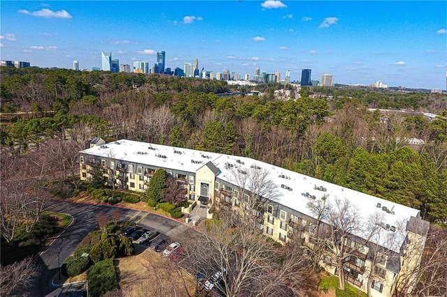 4108 Pine Heights Drive NE, Atlanta, GA 30324 (MLS #6674689) :: Charlie Ballard Real Estate