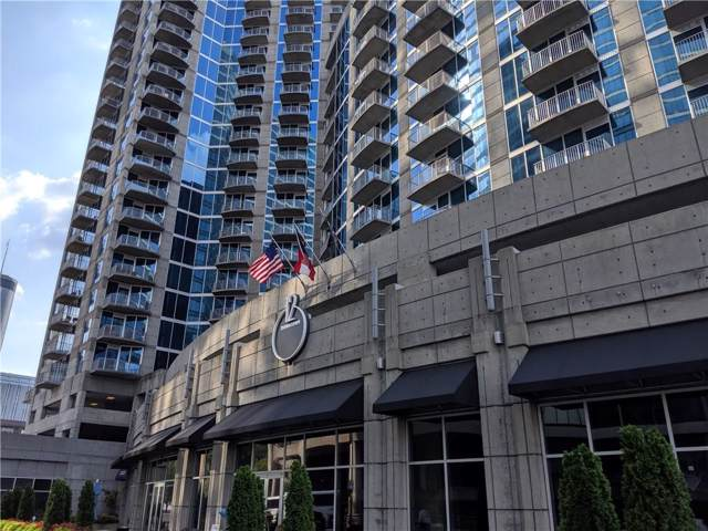 400 W Peachtree Street #1303, Atlanta, GA 30308 (MLS #6674719) :: RE/MAX Prestige