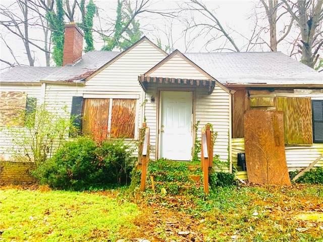 2135 Donald Lee Hollowell Parkway NW, Atlanta, GA 30318 (MLS #6675081) :: MyKB Partners, A Real Estate Knowledge Base