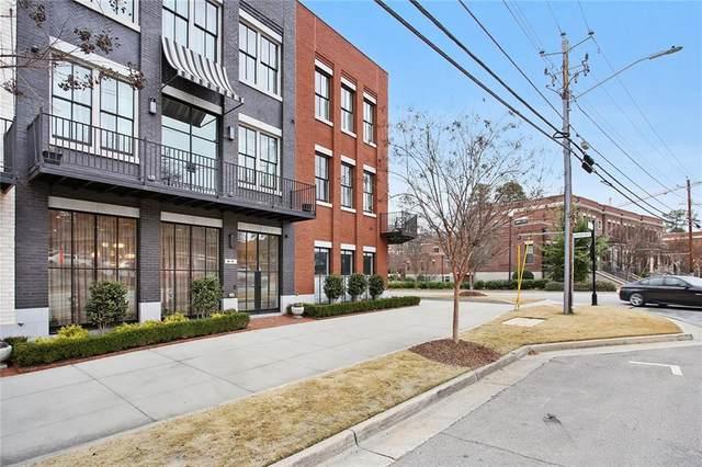 83 E Andrews Drive NW #2, Atlanta, GA 30305 (MLS #6675146) :: Thomas Ramon Realty