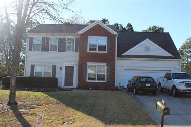 1045 Campbell Gate Road, Lawrenceville, GA 30045 (MLS #6675202) :: RE/MAX Prestige