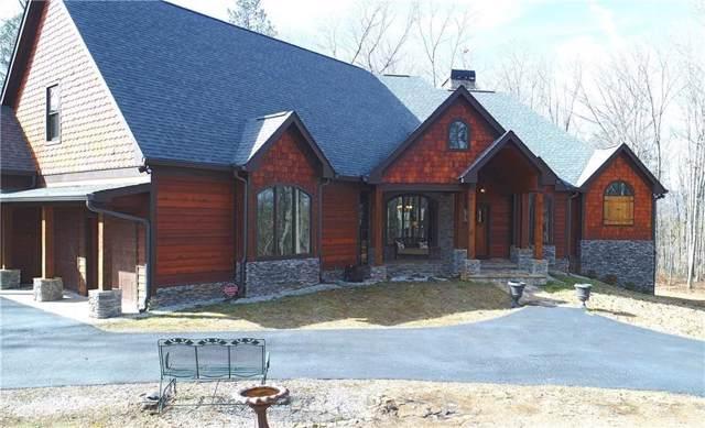 2021 Pleasant Union Road, Canton, GA 30114 (MLS #6675346) :: Path & Post Real Estate