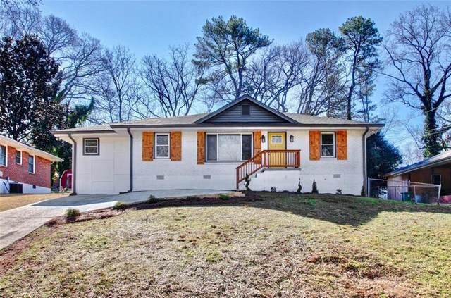 1789 Vicki Lane SE, Atlanta, GA 30316 (MLS #6675613) :: RE/MAX Paramount Properties