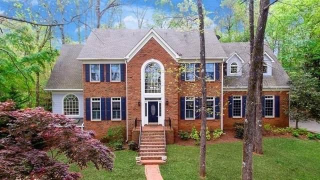 171 Westchester Way, Alpharetta, GA 30005 (MLS #6675627) :: North Atlanta Home Team
