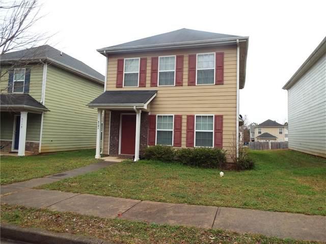 5121 Lynxs Circle SW, Covington, GA 30014 (MLS #6676156) :: North Atlanta Home Team