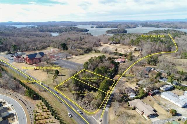 3409 Keith Bridge Road, Gainesville, GA 30504 (MLS #6676645) :: North Atlanta Home Team
