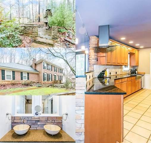 2735 Chimney Springs Drive, Marietta, GA 30062 (MLS #6676875) :: Path & Post Real Estate