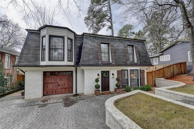 2398 Glenwood Drive NE, Atlanta, GA 30305 (MLS #6677072) :: North Atlanta Home Team