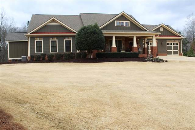 399 Evecliff Drive, Dallas, GA 30132 (MLS #6677151) :: North Atlanta Home Team