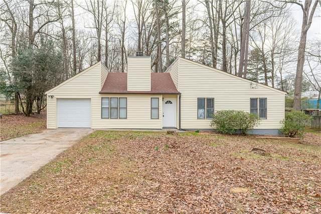 117 Sunnybrook Lane, Woodstock, GA 30188 (MLS #6677249) :: North Atlanta Home Team