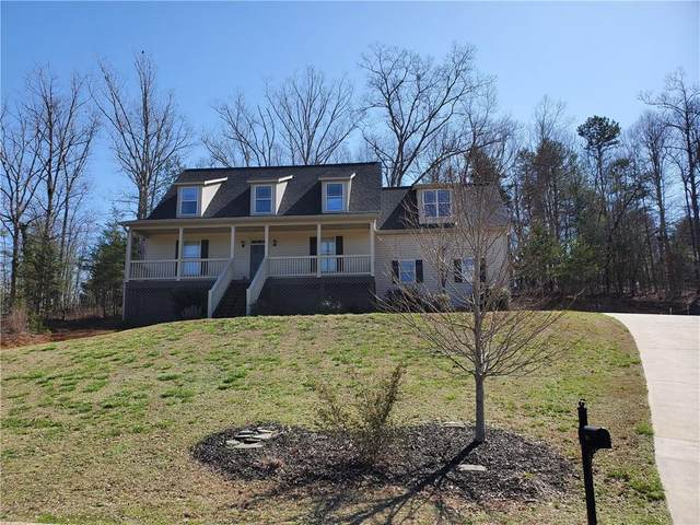 211 Glen Cedar Lane, Dawsonville, GA 30534 (MLS #6677617) :: North Atlanta Home Team