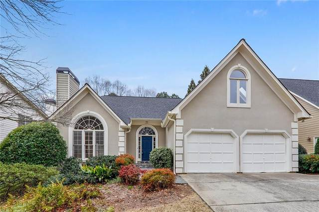 1230 Newbridge Trace NE, Brookhaven, GA 30319 (MLS #6677630) :: Tonda Booker Real Estate Sales