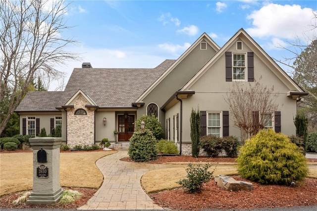 3930 Spalding Drive, Sandy Springs, GA 30350 (MLS #6678060) :: The Butler/Swayne Team