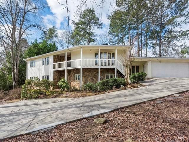 61 Old Fuller Mill Road NE, Marietta, GA 30067 (MLS #6678185) :: North Atlanta Home Team