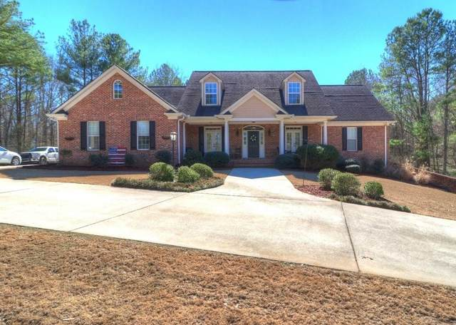 505 Carriage Lane, Monroe, GA 30655 (MLS #6678355) :: North Atlanta Home Team