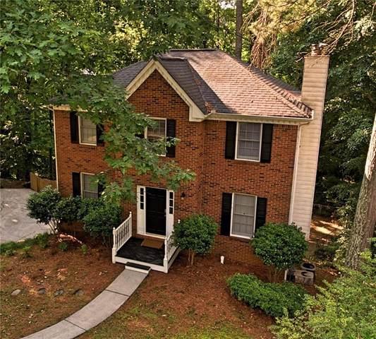 1008 Burton Court NW, Kennesaw, GA 30152 (MLS #6678391) :: North Atlanta Home Team