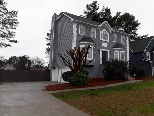 1711 Brandon Lee Way SW, Marietta, GA 30008 (MLS #6678403) :: Good Living Real Estate