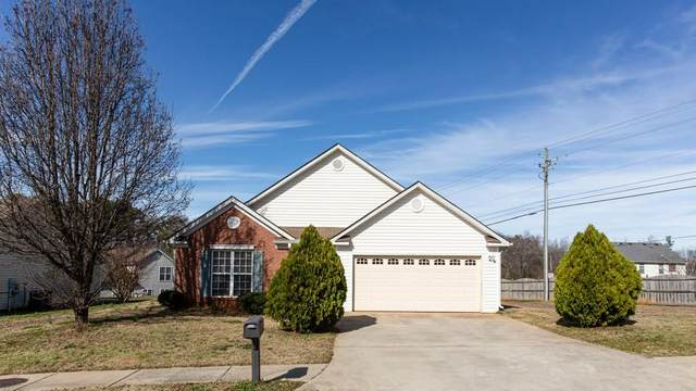 2842 Amerson Court, Ellenwood, GA 30294 (MLS #6678438) :: Charlie Ballard Real Estate