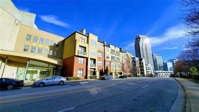 401 16th Street NW #1276, Atlanta, GA 30363 (MLS #6678589) :: RE/MAX Prestige