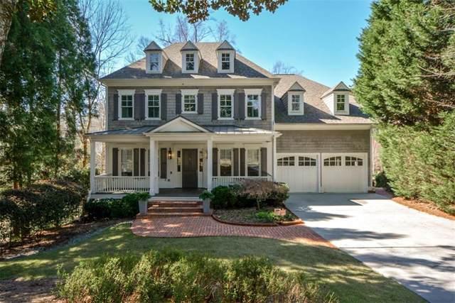 89 Honour Circle NW, Atlanta, GA 30305 (MLS #6678660) :: RE/MAX Prestige
