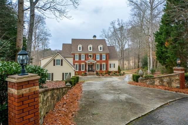 5435 Golf View Drive, Braselton, GA 30517 (MLS #6678840) :: RE/MAX Paramount Properties