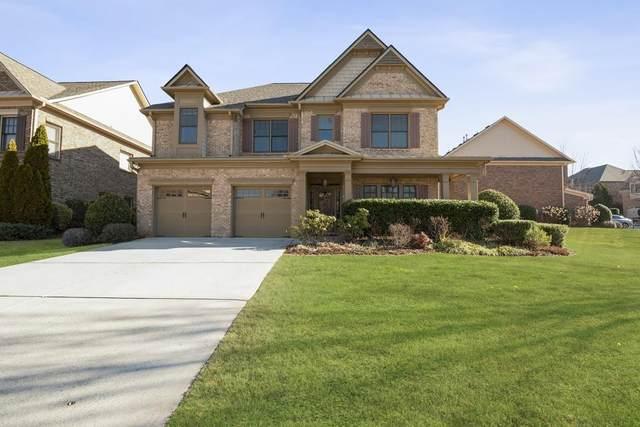 1753 Elesmere Oak Court, Duluth, GA 30097 (MLS #6678925) :: Rock River Realty