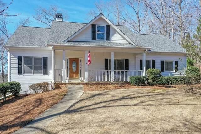 156 Walnut Cove, Dawsonville, GA 30534 (MLS #6679133) :: RE/MAX Paramount Properties