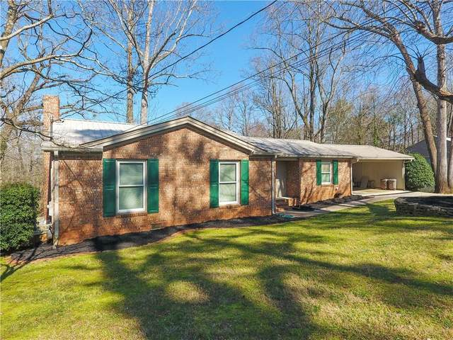 2260 Skyline Drive, Gainesville, GA 30501 (MLS #6679330) :: MyKB Partners, A Real Estate Knowledge Base