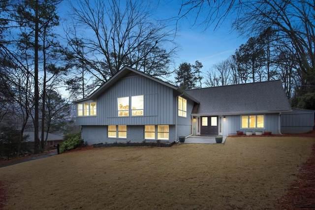 430 Chicopee Drive, Marietta, GA 30060 (MLS #6679492) :: RE/MAX Prestige