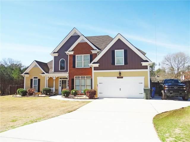 1225 Royal Lane, Loganville, GA 30052 (MLS #6679510) :: The Hinsons - Mike Hinson & Harriet Hinson