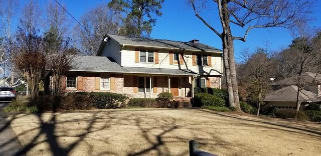 2344 Leisure Lake Drive, Dunwoody, GA 30338 (MLS #6679589) :: Good Living Real Estate