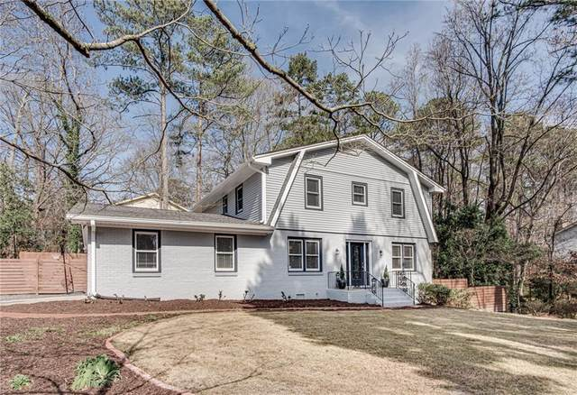 1704 Parliament Drive, Dunwoody, GA 30338 (MLS #6679596) :: North Atlanta Home Team