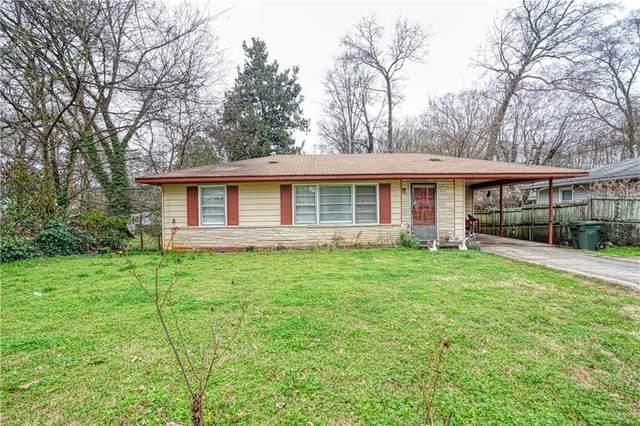 397 Walnut Street, Atlanta, GA 30354 (MLS #6679672) :: Community & Council