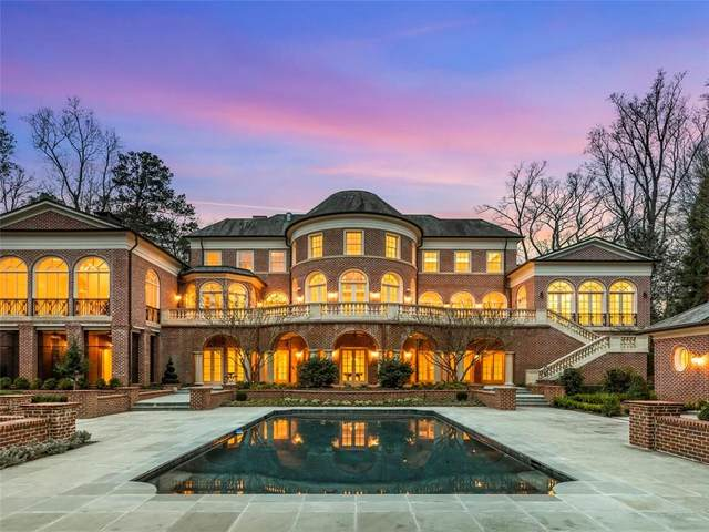 515 W Paces Ferry Road NW, Atlanta, GA 30305 (MLS #6679825) :: KELLY+CO