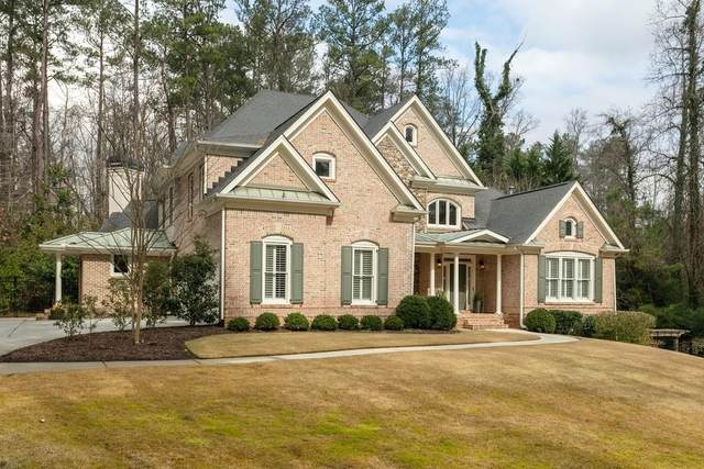 8340 Hewlett Road, Sandy Springs, GA 30350 (MLS #6679944) :: Path & Post Real Estate