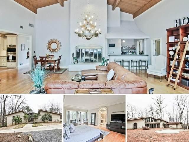 6435 Riverside Drive, Sandy Springs, GA 30328 (MLS #6680047) :: Rock River Realty