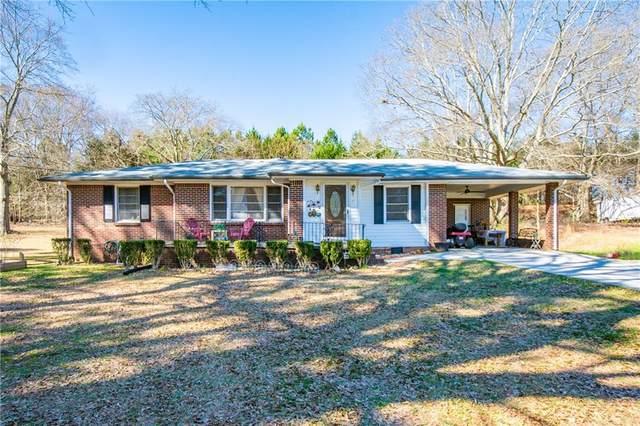 225 Teresa Lane, Loganville, GA 30052 (MLS #6680070) :: Charlie Ballard Real Estate