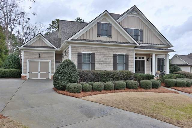 6186 Talmadge Run NW, Acworth, GA 30101 (MLS #6680086) :: The Realty Queen Team