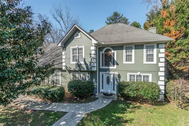 1562 Linksview Way, Stone Mountain, GA 30088 (MLS #6680117) :: RE/MAX Paramount Properties