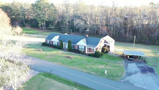 119 Ridgecrest Avenue, Cumming, GA 30040 (MLS #6680148) :: North Atlanta Home Team