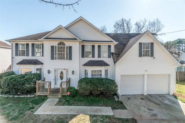 6131 Waterton Way, Lithonia, GA 30058 (MLS #6680153) :: RE/MAX Paramount Properties